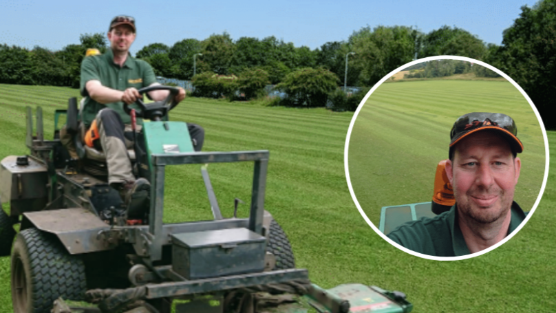 Meet The Man Who Turns Council Fields Into Pitches Fit For Wembley