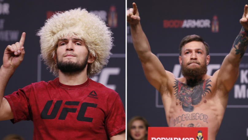 Conor McGregor Vs Khabib Nurmagomedov Result