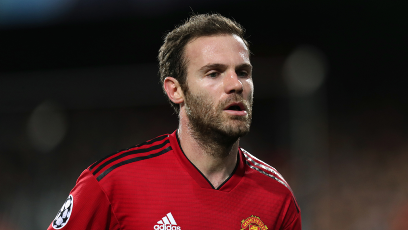 Juan Mata Signs Three Year Contract Extension With Manchester United