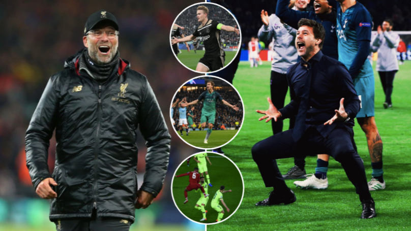 The 2018/19 Champions League Campaign Has Been The Greatest Of All Time