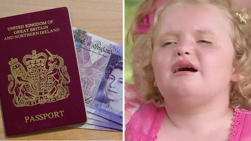 The Cost Of A UK Child Passport Is Set To Rise This Year