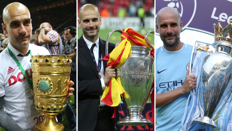 Pep Guardiola's Managerial Stats After 600 Games Are Actually Insane