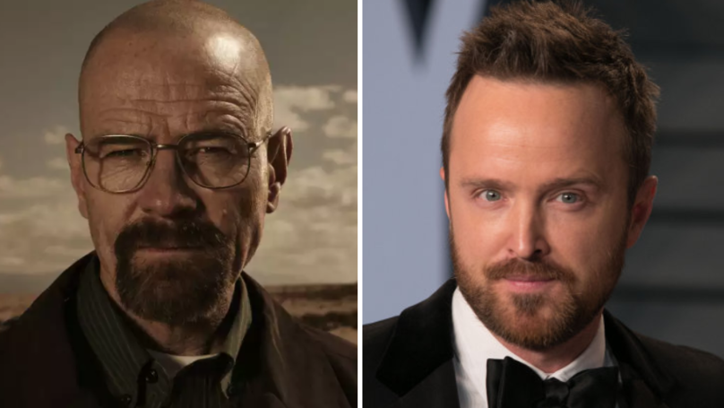 Breaking Bad's Aaron Paul Gets Fans Excited With Latest Instagram Post