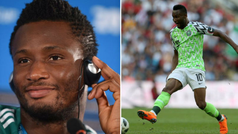 John Obi Mikel Gives His Assessment On England's Chances In The World Cup