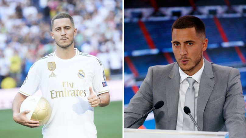 Eden Hazard Is Earning £400k-A-Week At Real Madrid