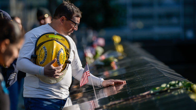 9/11 Anniversary Is A Reminder To Be Thankful For Emergency Services Who Save Lives Everyday