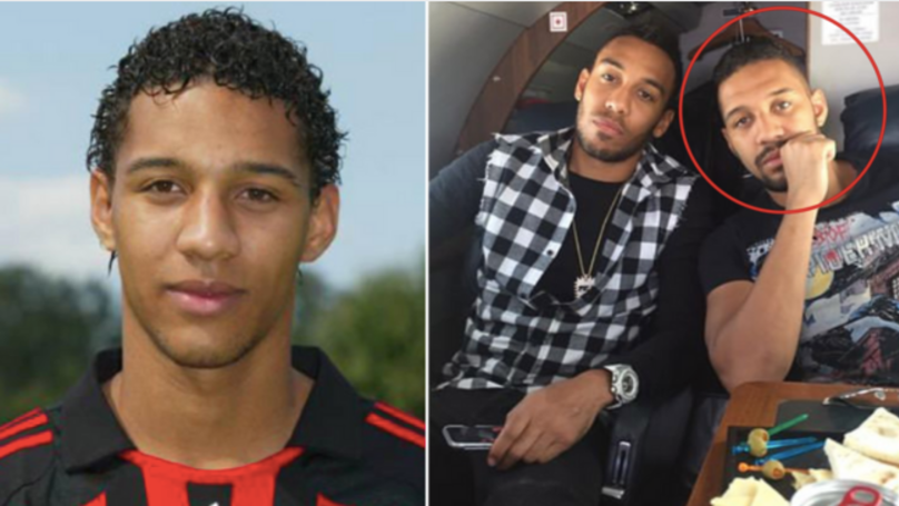 The Story Of Pierre-Emerick Aubameyang's Brother Willy Is Quite Remarkable