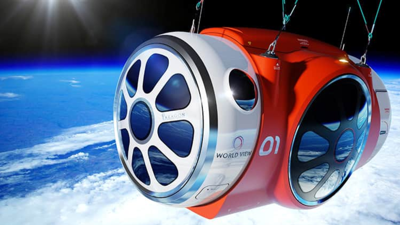 Have You Ever Wanted To Have Your Stag Do In Space?