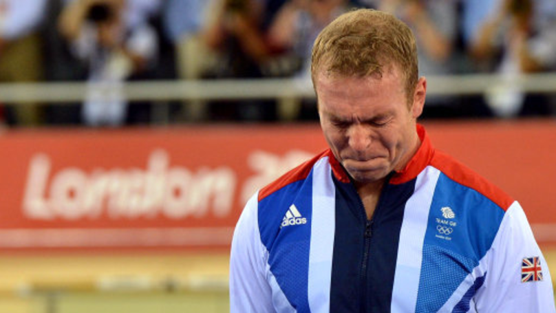 Sir Chris Hoy Just Proved He's The Most Savage Man In Cycling