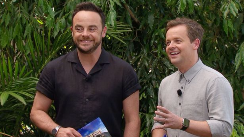 ​Ant McPartlin Excited To Be Back With Declan Donnelly For 'I'm A Celeb'