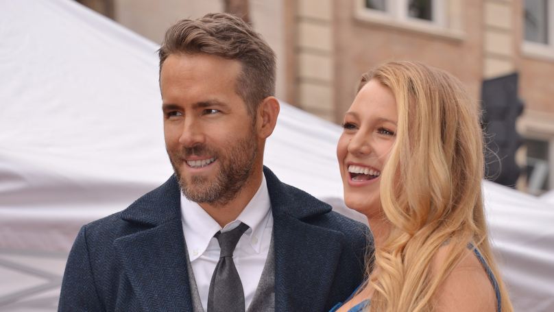 Ryan Reynolds Trolls His Wife On Her Birthday