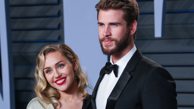Miley Cyrus Responds To Reports She's Expecting Her First Child With Liam Hemsworth