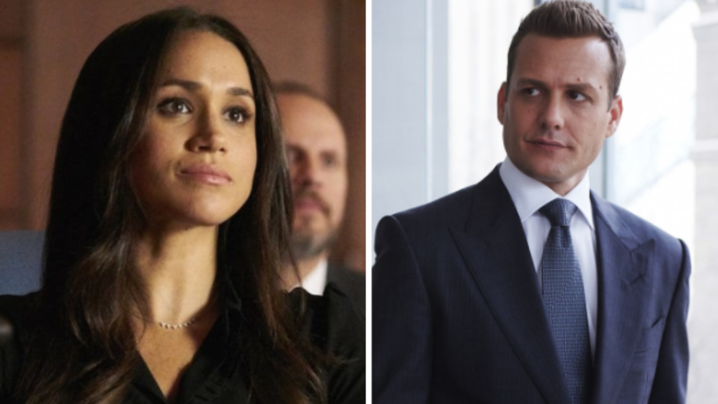 Suits Release Trailer For Season Eight Which Shows Meghan Markle's Replacement