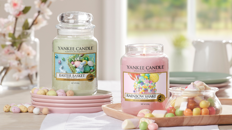 Yankee Has Launched Two New Easter Candles - And It Smells Like Spring Is Here
