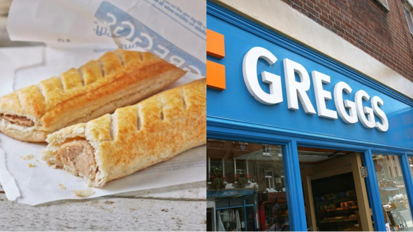 Man Loses Two Stone By Eating Nothing But Greggs