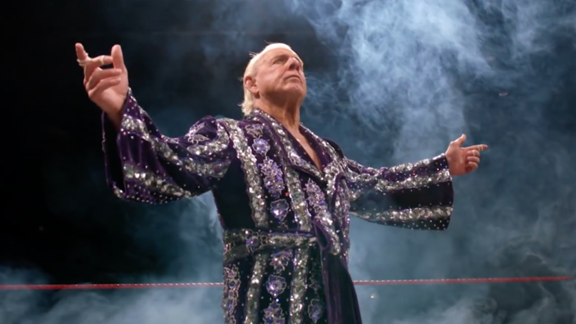 A Critically-Acclaimed Documentary About Ric Flair's Life And Career Is Airing Tonight