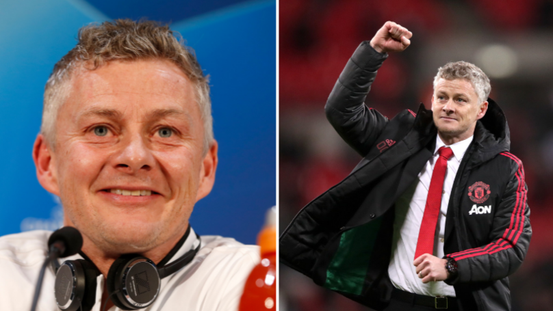 Ole Gunnar Solskjaer Makes Brilliant Joke At Liverpool Expense