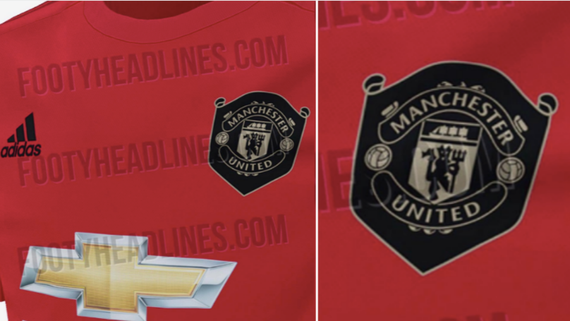 c586c5c1c78 Manchester United s Home Kit For 2019 20 Season Leaked - SPORTbible