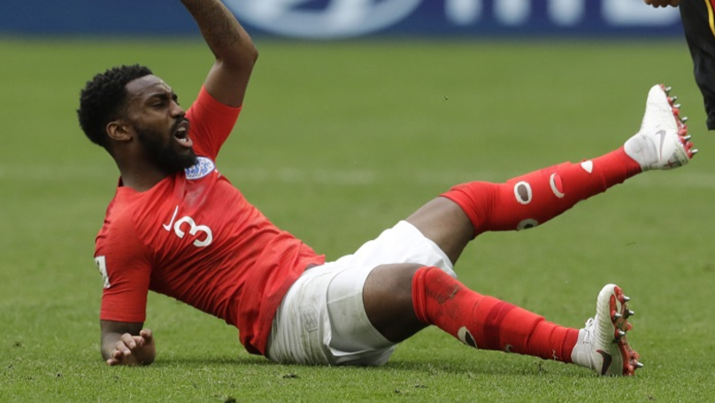 Why Has Danny Rose Cut Up His Socks While Playing For England?