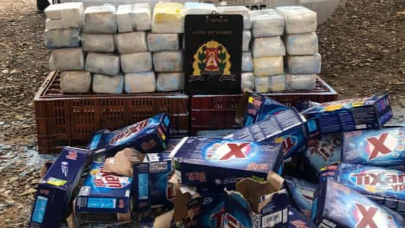 Brazilian Police Discover 50 Kilos Of Cocaine Hidden Inside Laundry Detergent Boxes