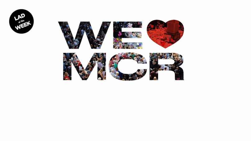 Every Single Person In Manchester - We Salute You