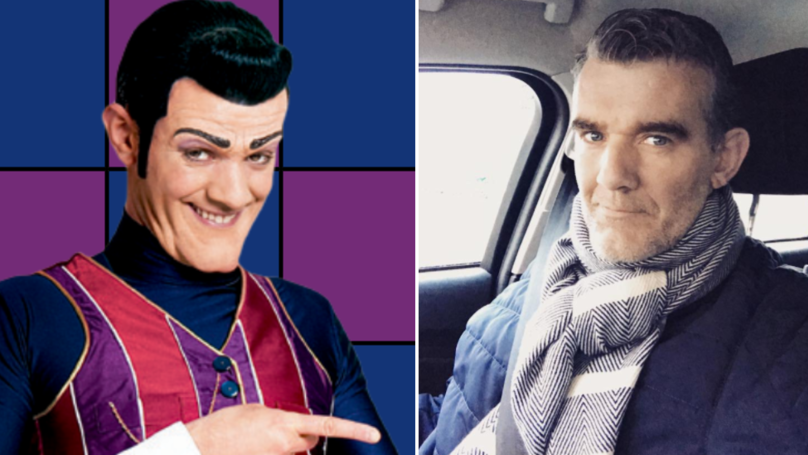Lazy Town's Stefán Karl's Cancer Has Returned And This Time Is 'Inoperable'