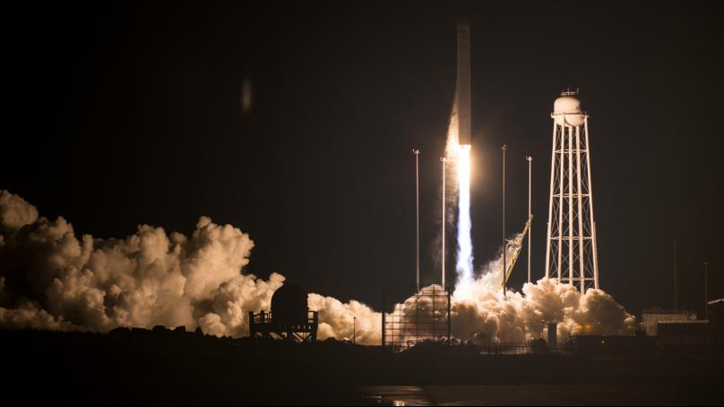 美国航空航天局已经降落在火星上