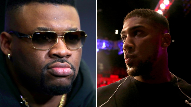Joshua Responds To Miller Failing Three Drug Tests With Subtle Jab On Social Media