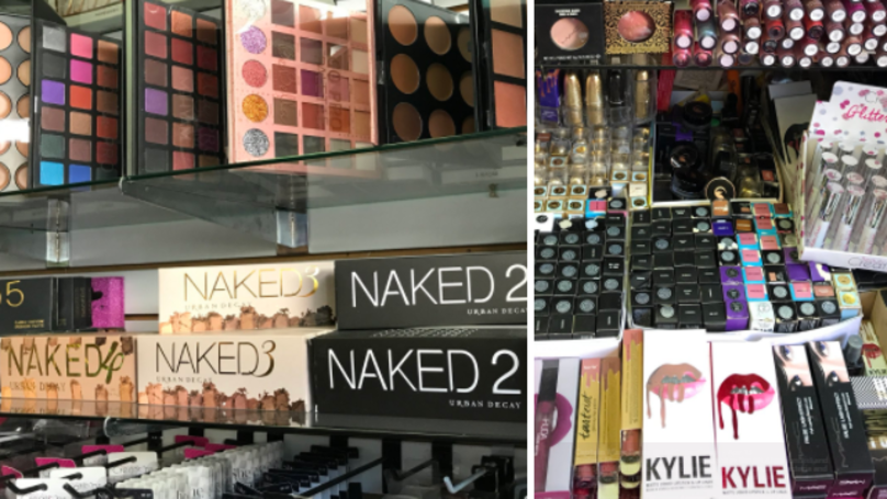 LAPD Seize Counterfeit Beauty Products Containing Human Poo