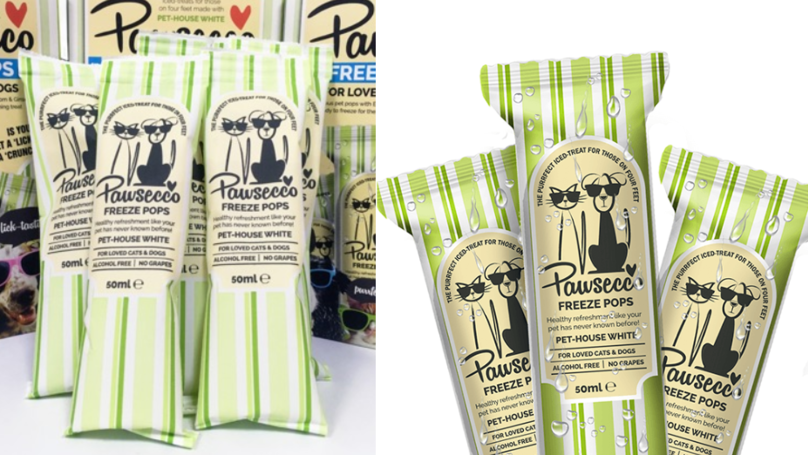 Keep Your Pets Cool This Summer With Pawsecco Ice Pops