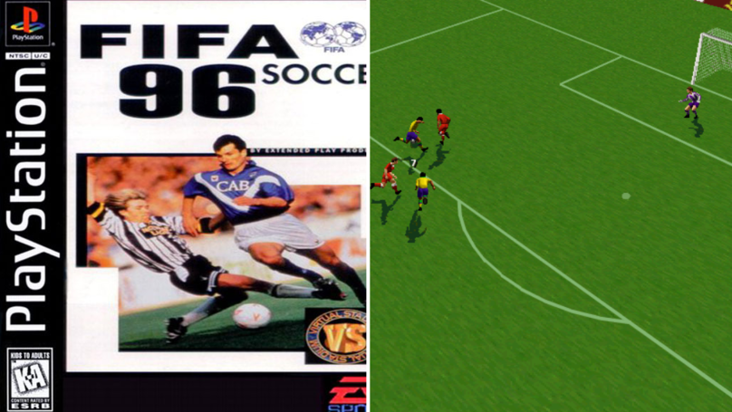 The One Player From FIFA 96 Still Playing Professionally