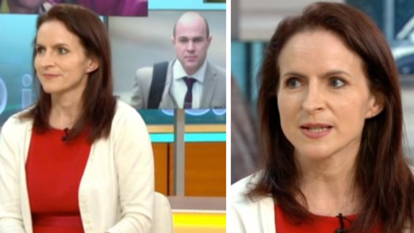 Woman Whose Husband Tried To Kill Her Twice Breaks Silence In First TV Interview