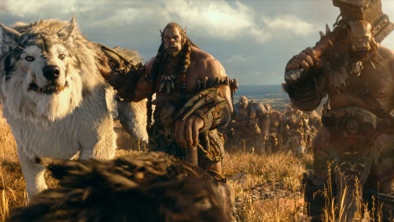 ​A Load of Props From The Warcraft Movie Are Up For Auction
