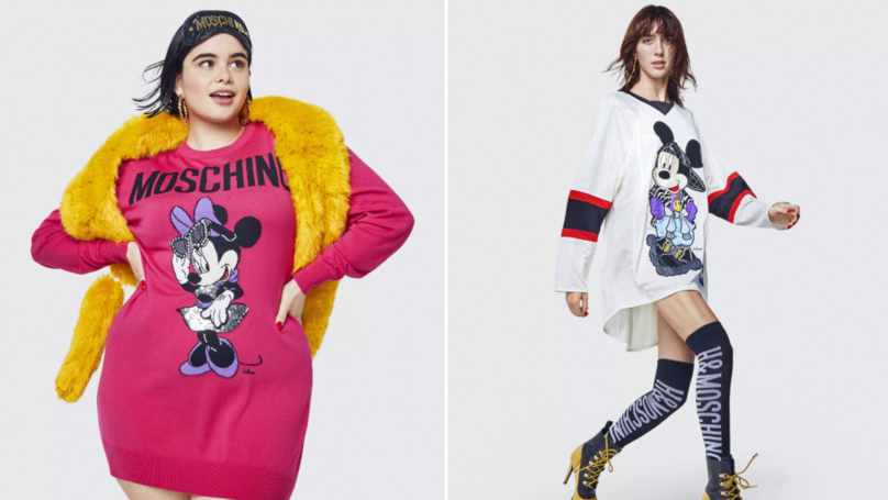 The H&M x Moschino Collection Is Here And It Features Loads Of Disney Prints