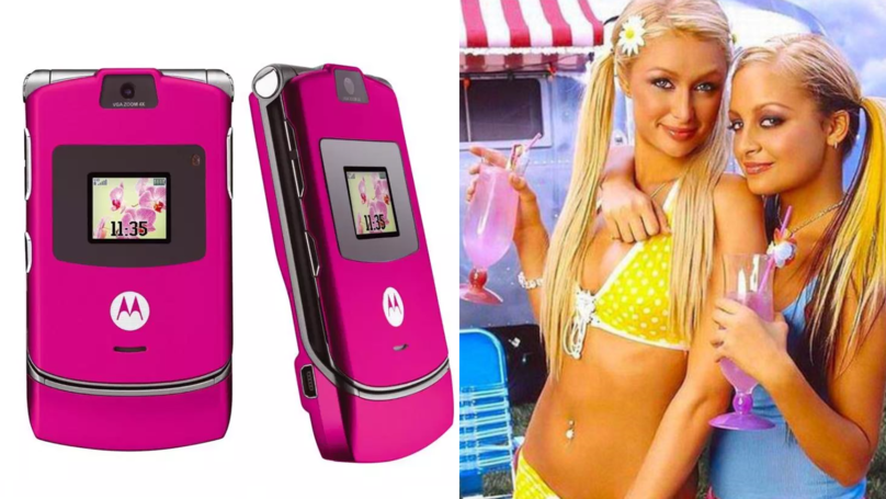 Motorola Is Bringing Back The Iconic Razr Flip Phone