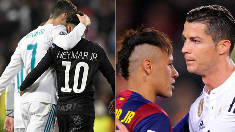 How Cristiano Ronaldo Would React If Neymar Joined Real Madrid Revealed
