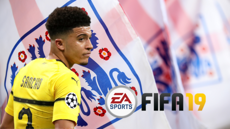 Second English Player After Jadon Sancho Becomes A FIFA 19 Five-Star Skiller