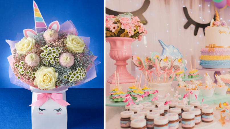 Morrisons Launch Unicorn Flowers For Mother's Day - And They're Bloomin' Magical