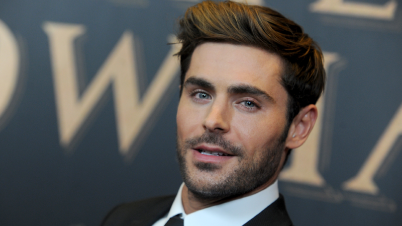 This Picture Of Zac Efron Riding A Horse Is The Only Thing You Need To See Today