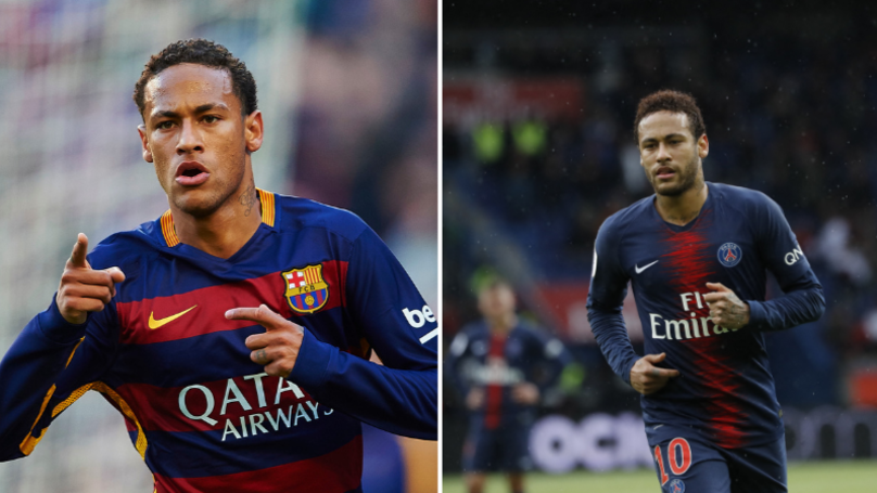 Neymar Is Already Looking For A New House In Barcelona