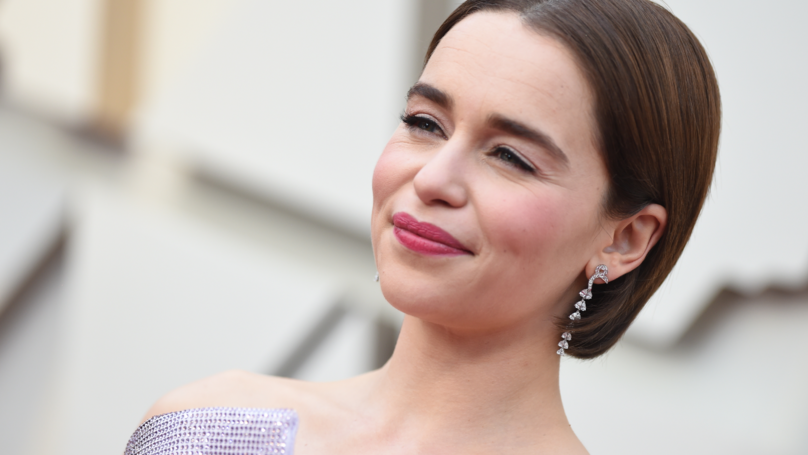 'GoT' Star Emilia Clarke Opens Up About Having Two Life-Threatening Brain Aneurysms