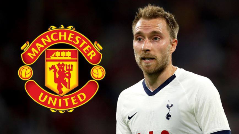 Christian Eriksen's Move To Manchester United Could Collapse As Red Devils 'Halt Talks'