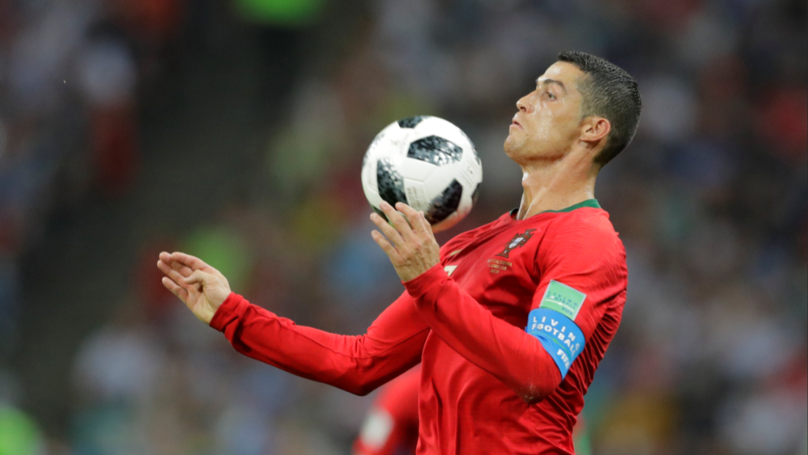 Everyone's In Awe Of Cristiano Ronaldo's World Cup Performance