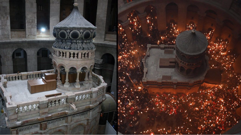 New Evidence Suggests This Tomb Is Where 'Jesus Was Buried And Resurrected'