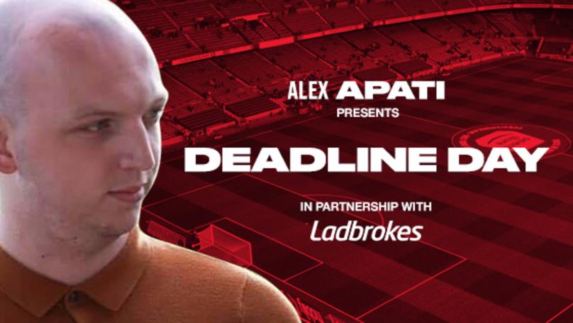 ODDSbible Transfers: Betting Expert Alex Apati's Deadline Day Guide