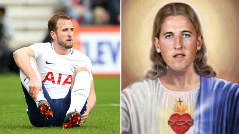 On Easter Sunday, Harry Kane Returns To The Spurs Squad