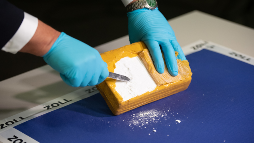 UK Singled Out As Cocaine Capital Of Europe In New Report