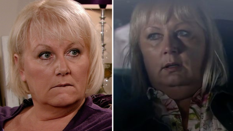 ​Fans In Tears As Eileen Grimshaw Says Goodbye To Coronation Street
