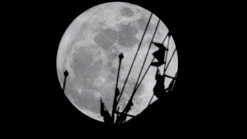 ​Don't Forget To Look Up And See The 'Beaver Moon' Tonight
