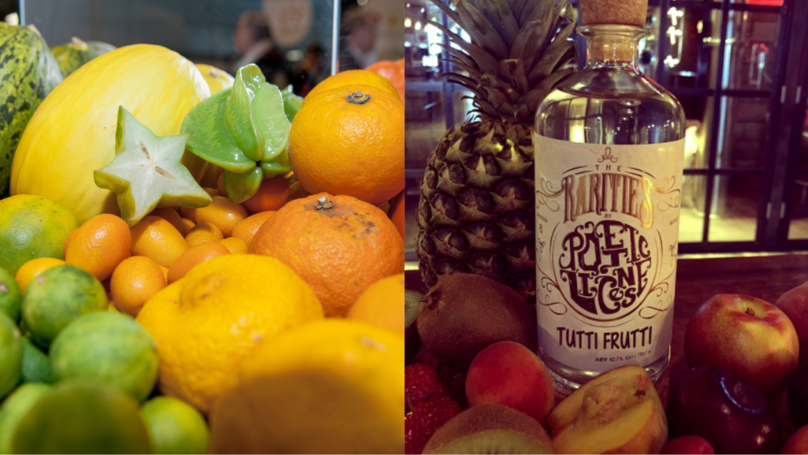 Tutti Frutti Gin Has Been Launched To Satisfy Any Sweet Tooth